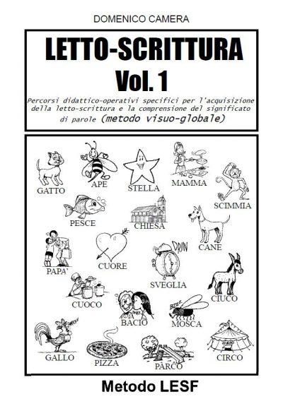 e-book_LETTO-SCRITTURA Vol. 1
