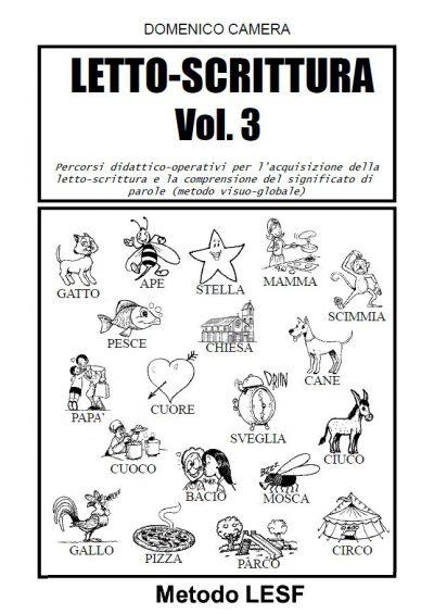 e-book_LETTO-SCRITTURA Vol. 3