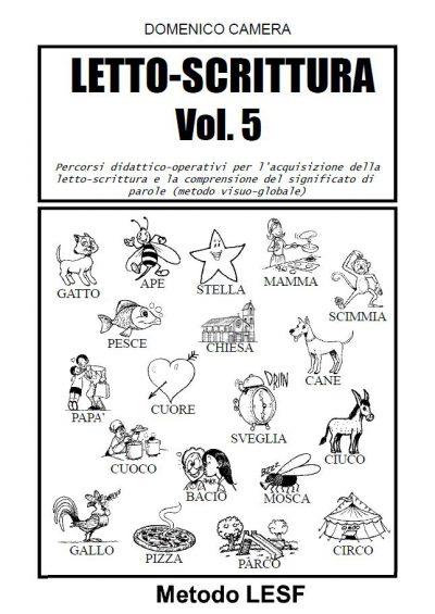e-book_LETTO-SCRITTURA Vol. 5